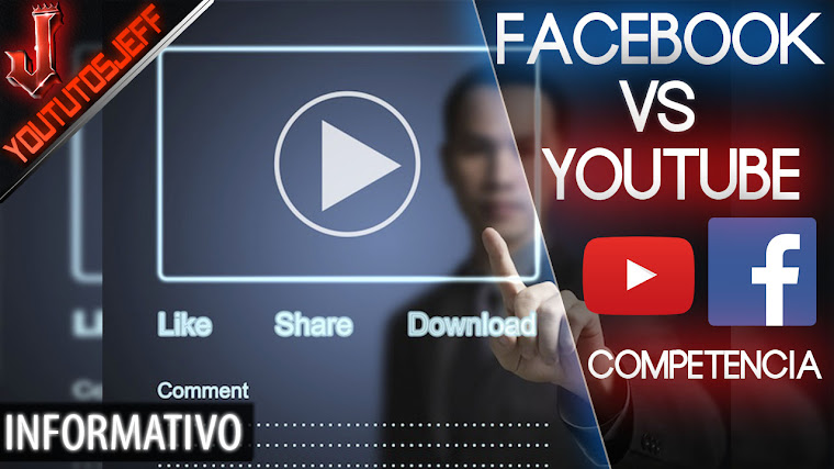 ¿Golpe a YouTube? Facebook idea una forma de vencer a su rival Youtube