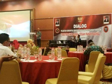 FKPT Sumsel Gelar Dialog, Libatkan Komunitas Seni Dan Budaya