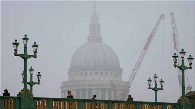 London facing 'very high' air pollution alert for first time