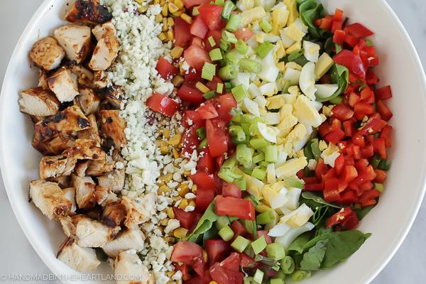 Great Grilled Chicken Salad Recipe