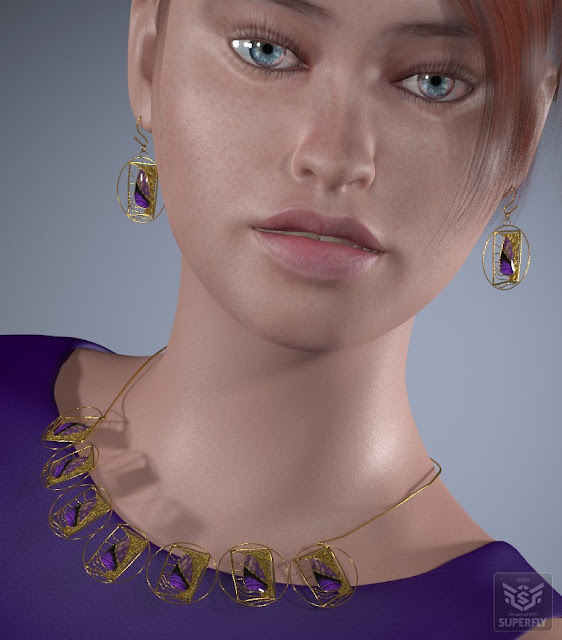 NSQ Jewels for Poser