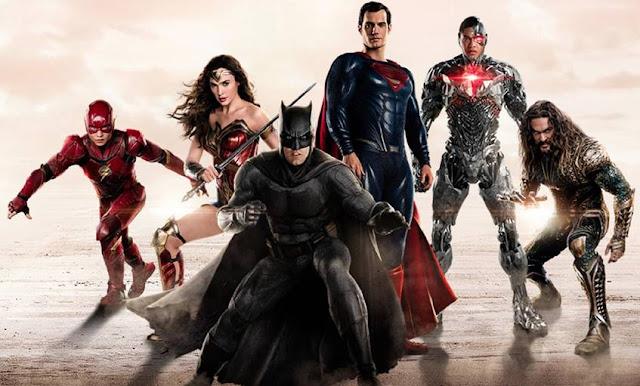 Rekomendasi Film Superhero Terbaik 2017
