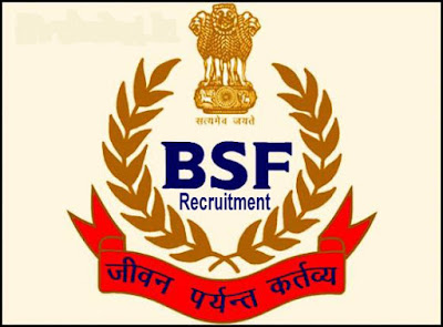 BSF Recruitment  for 31 Sub Inspector Posts 2017 @ www.bsf.nic.in