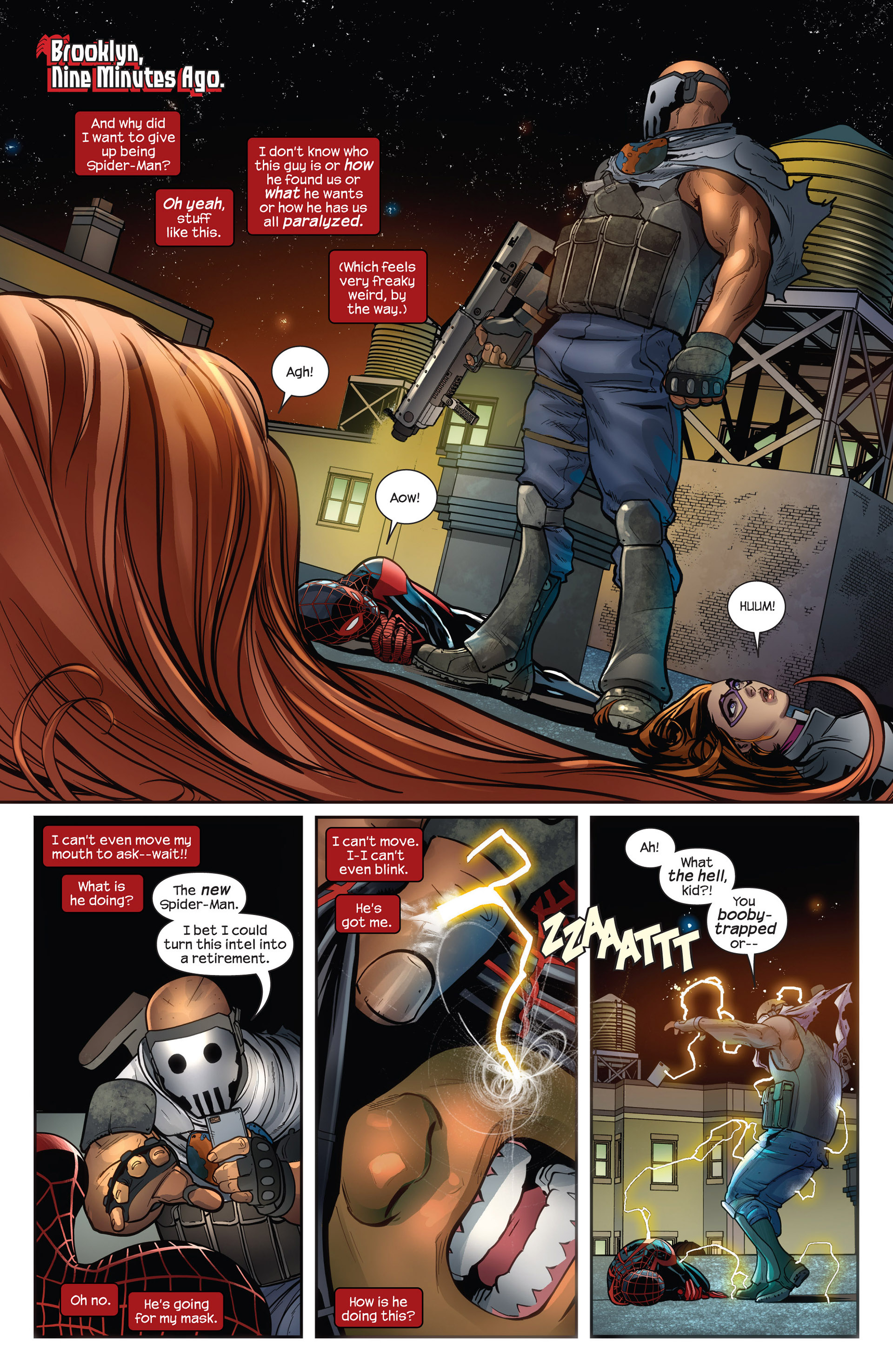 Read online Ultimate Comics Spider-Man (2011) comic -  Issue #27 - 4
