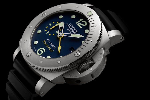 Panerai LUMINOR SUBMERSIBLE 1950 3 DAYS GMT AUTOMATIC 3