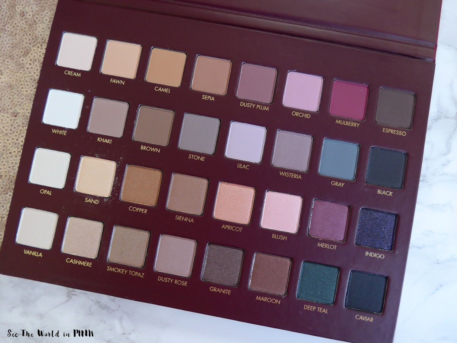 Getting Products Not Availble in Canada with Qwintry - Lorac Mega Pro 1 palette