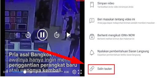 Cara Mudah Kirimkan Video Dari Facebook ke WhatsApp