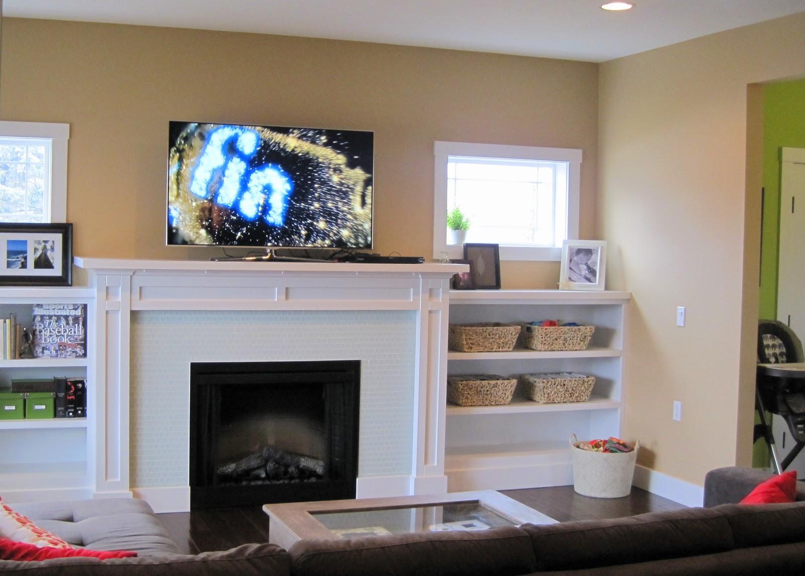 I Married A Tree Hugger: Casual, Comfy, Craftsman Living Room