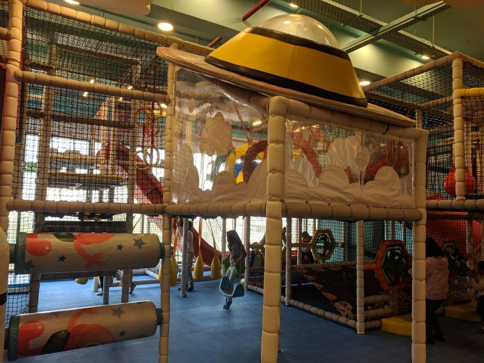 Tingaland - An Indoor Kids Play zone in Noida