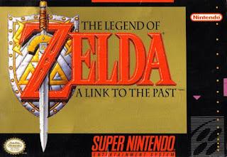 Zelda A link to the past MSU1