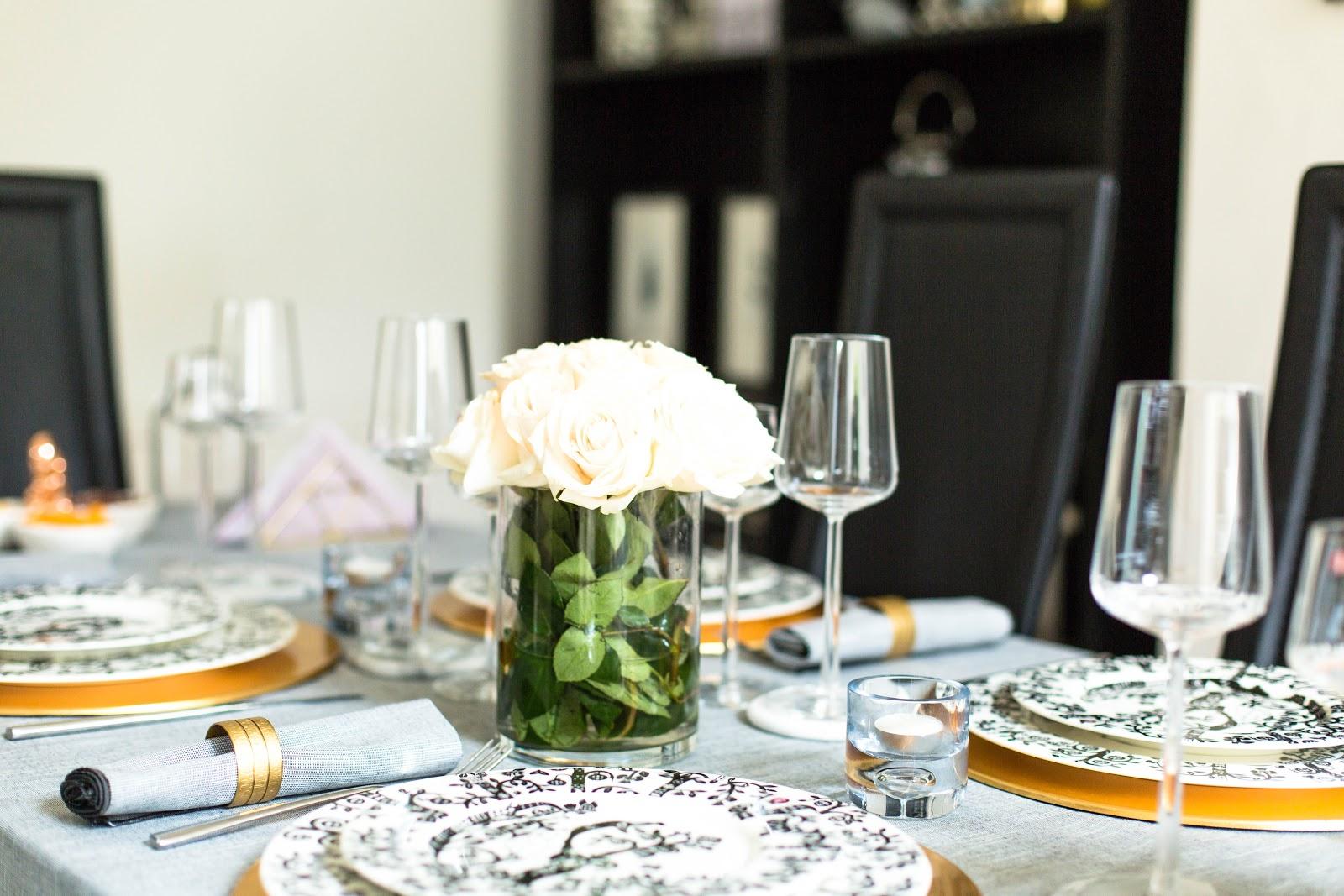 Autumn Dinner Party Ideas Part - 30: AUTUMN DINNER PARTY