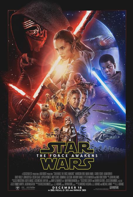 Gwiezdne wojny, część VII. Przebudzenie mocy (2015)