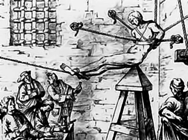 These 27 Torture Techniques Will Make You Cringe! READ HERE!