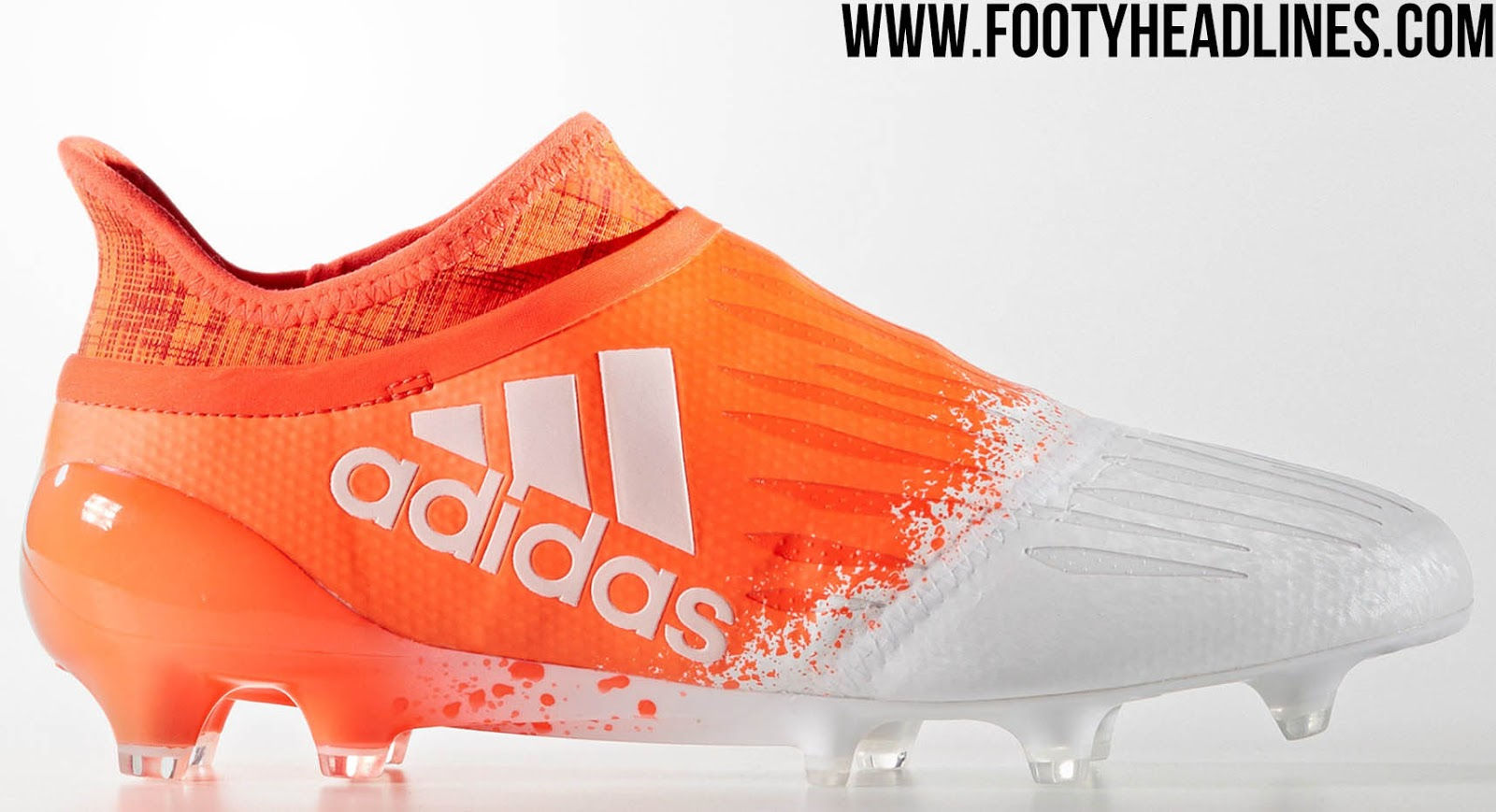 This is the first-ever Women s paint job of the Adidas X PureChaos Soccer  Boots. 38701a6e6d