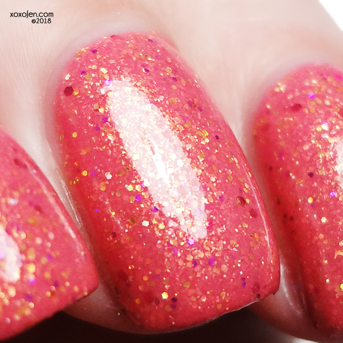 xoxoJen's swatch of Emily de Molly Little Hero