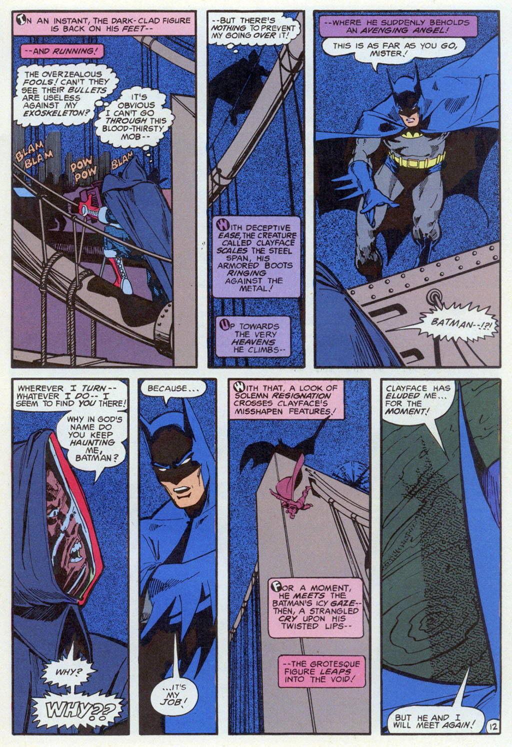 Read online Shadow of the Batman comic -  Issue #5 - 32