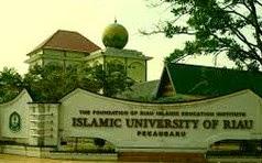 Info Pendaftaran Mahasiswa Baru ( UIR ) Universitas Islam Riau Pekanbaru 2017-2018