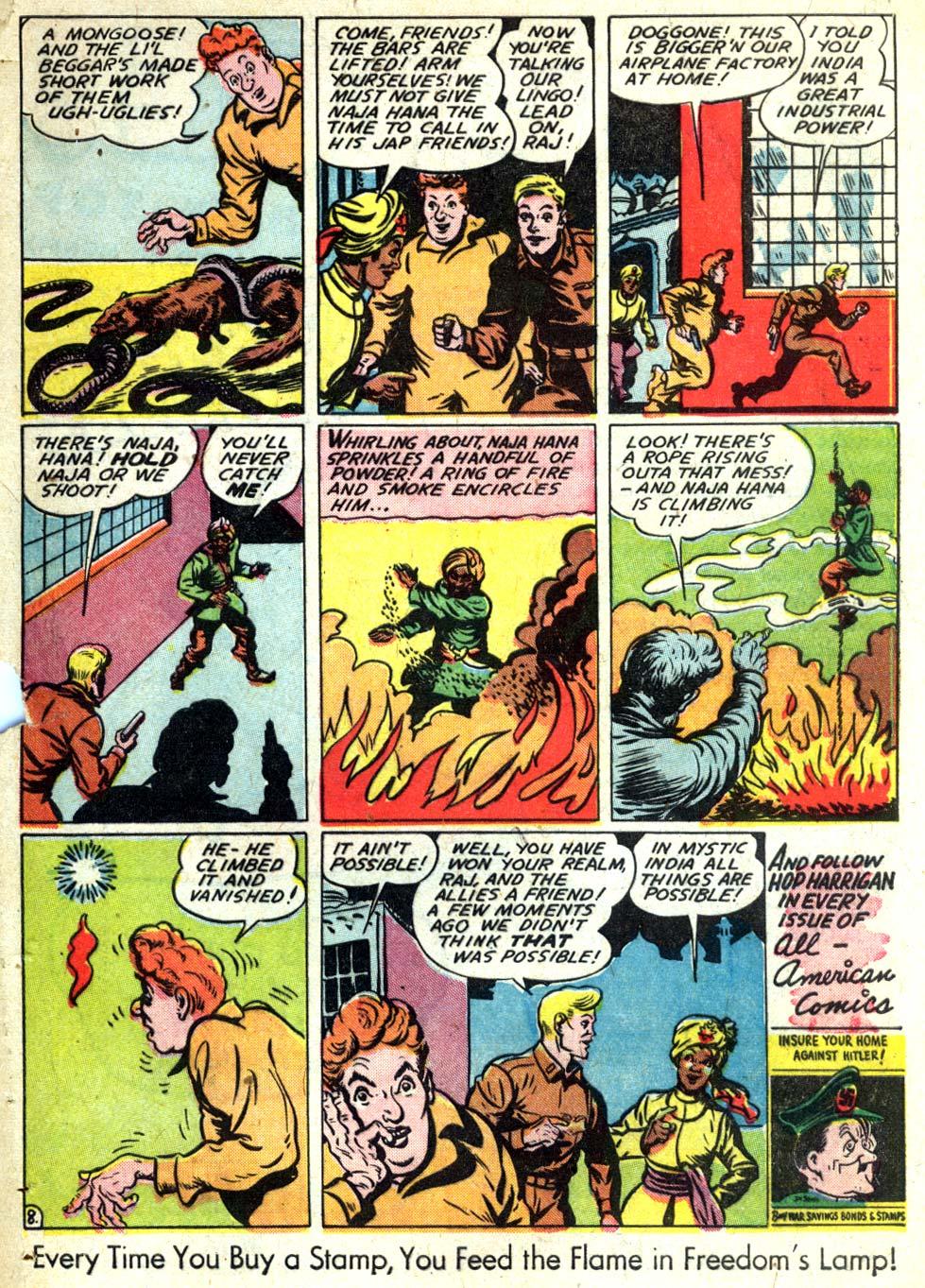 Read online All-American Comics (1939) comic -  Issue #58 - 56