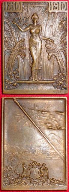 Medalla del Centenario