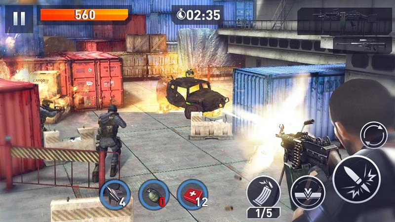 Game Elite Killer: SWAT