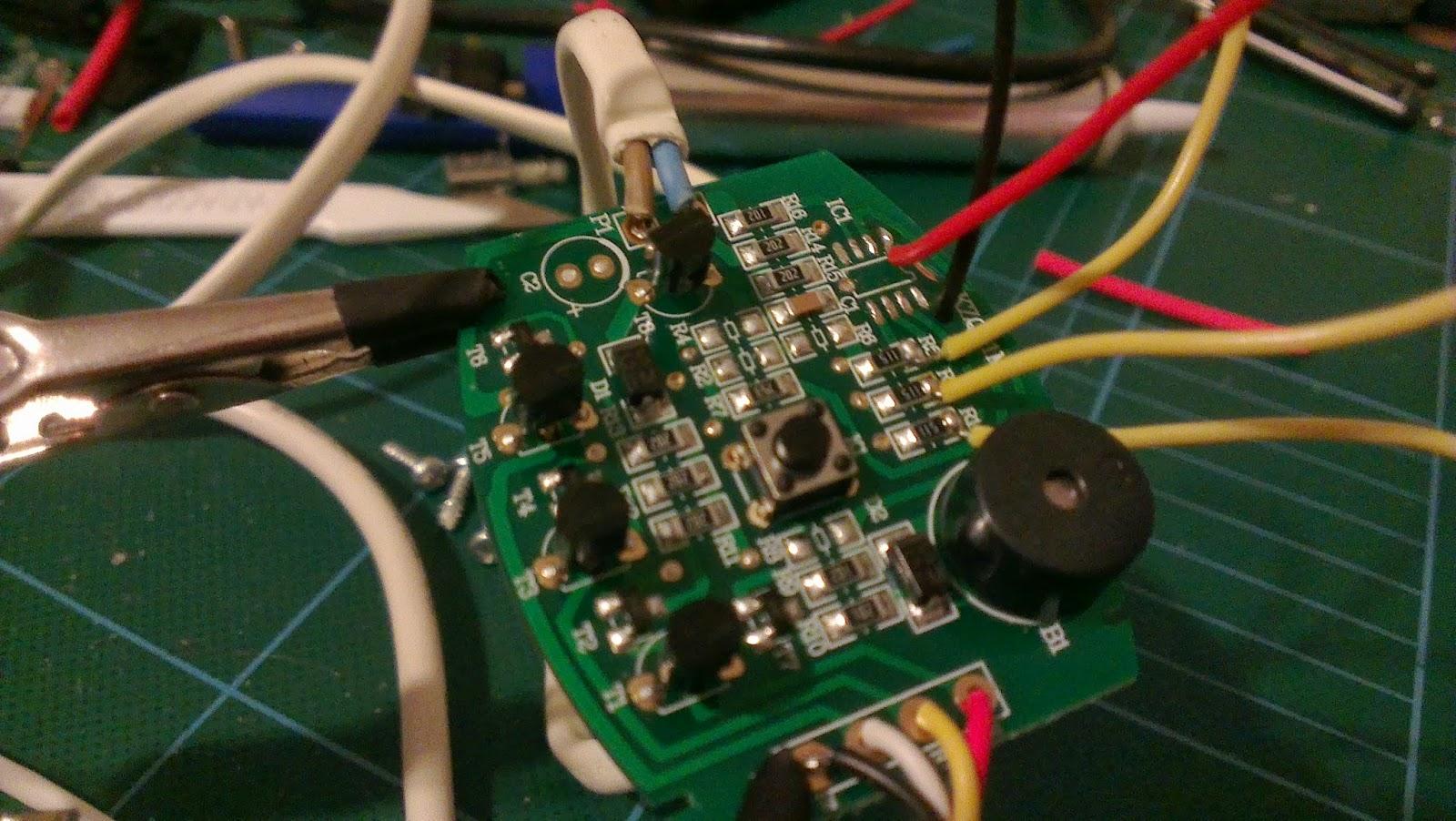 slickstreamer: IKEA DIODER led strip arduino hack