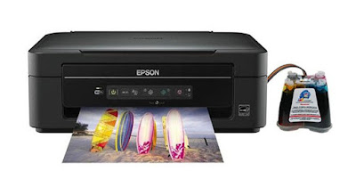 Epson Expression Home XP-203 Printer Driver Download