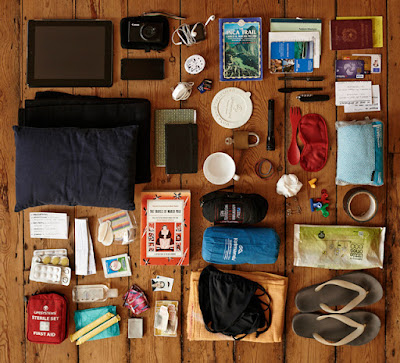 smart packing for backpacker