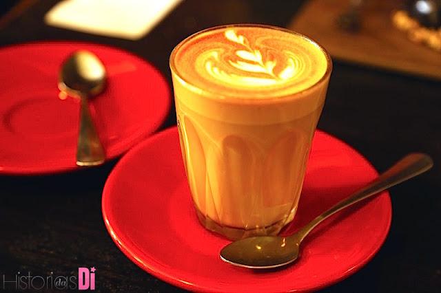 café em Fitzroy