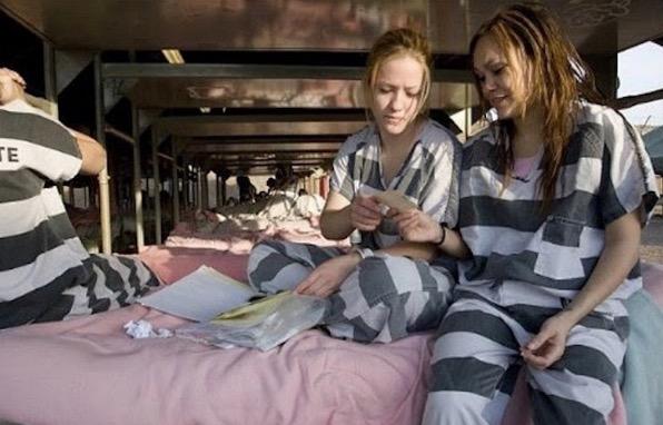 Beginilah Keadaan Penjara Wanita di Arizona Amerika Syarikat