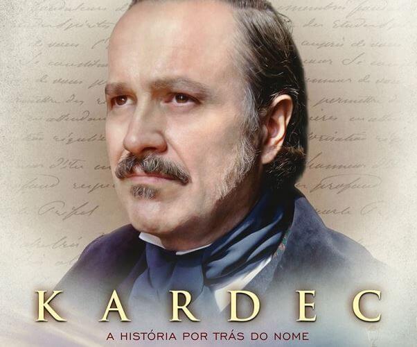 Poster oficial do Filme Kardec 2019