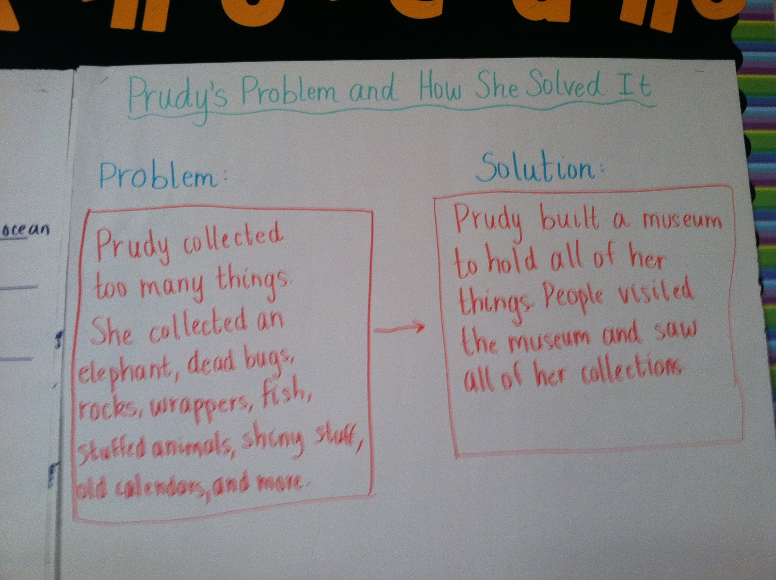 Team Js Second Grade Fun Literary Elements  Problem and