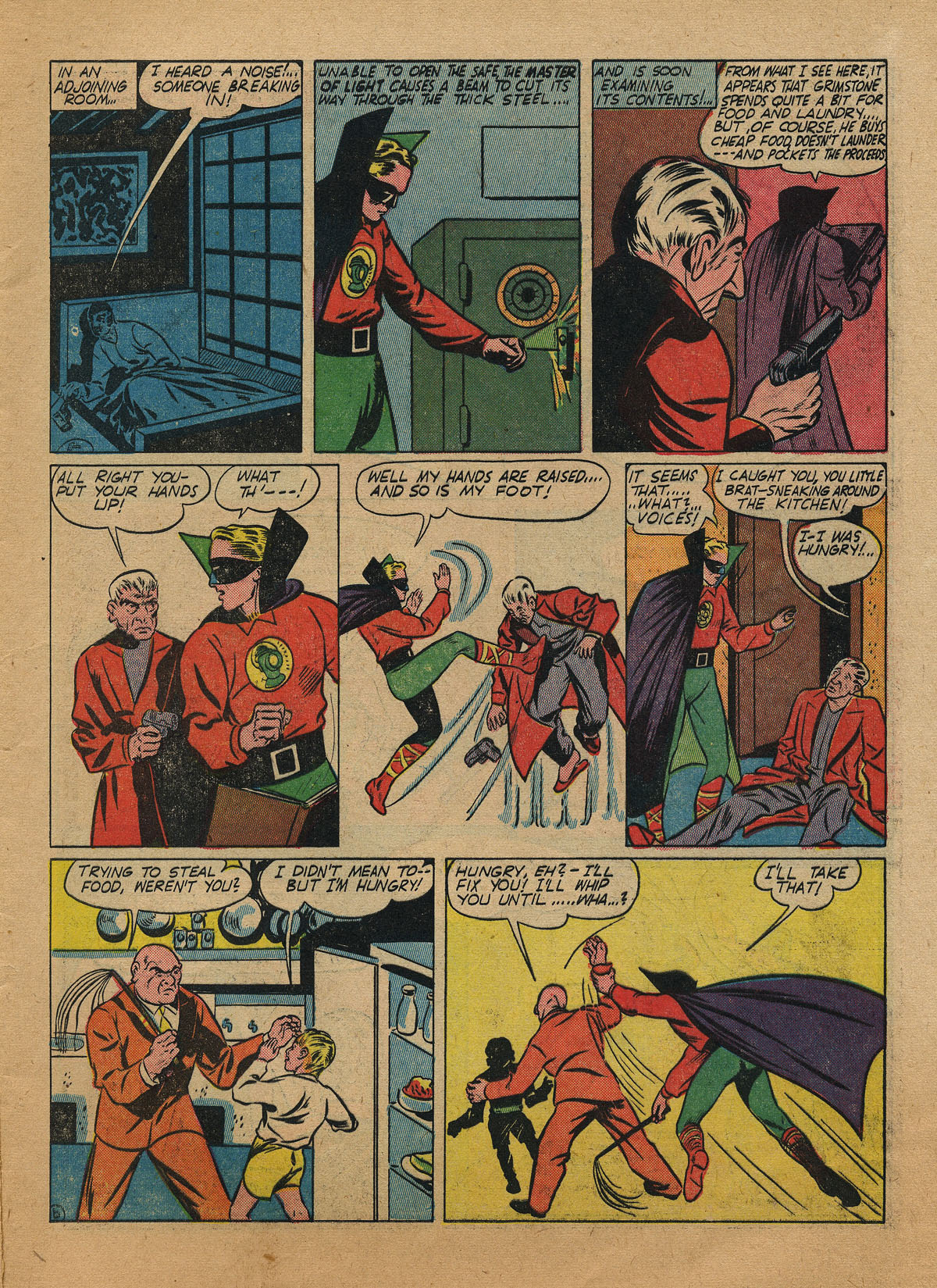 Read online All-American Comics (1939) comic -  Issue #31 - 9