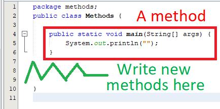 Methods Part-1 (Lesson-23)
