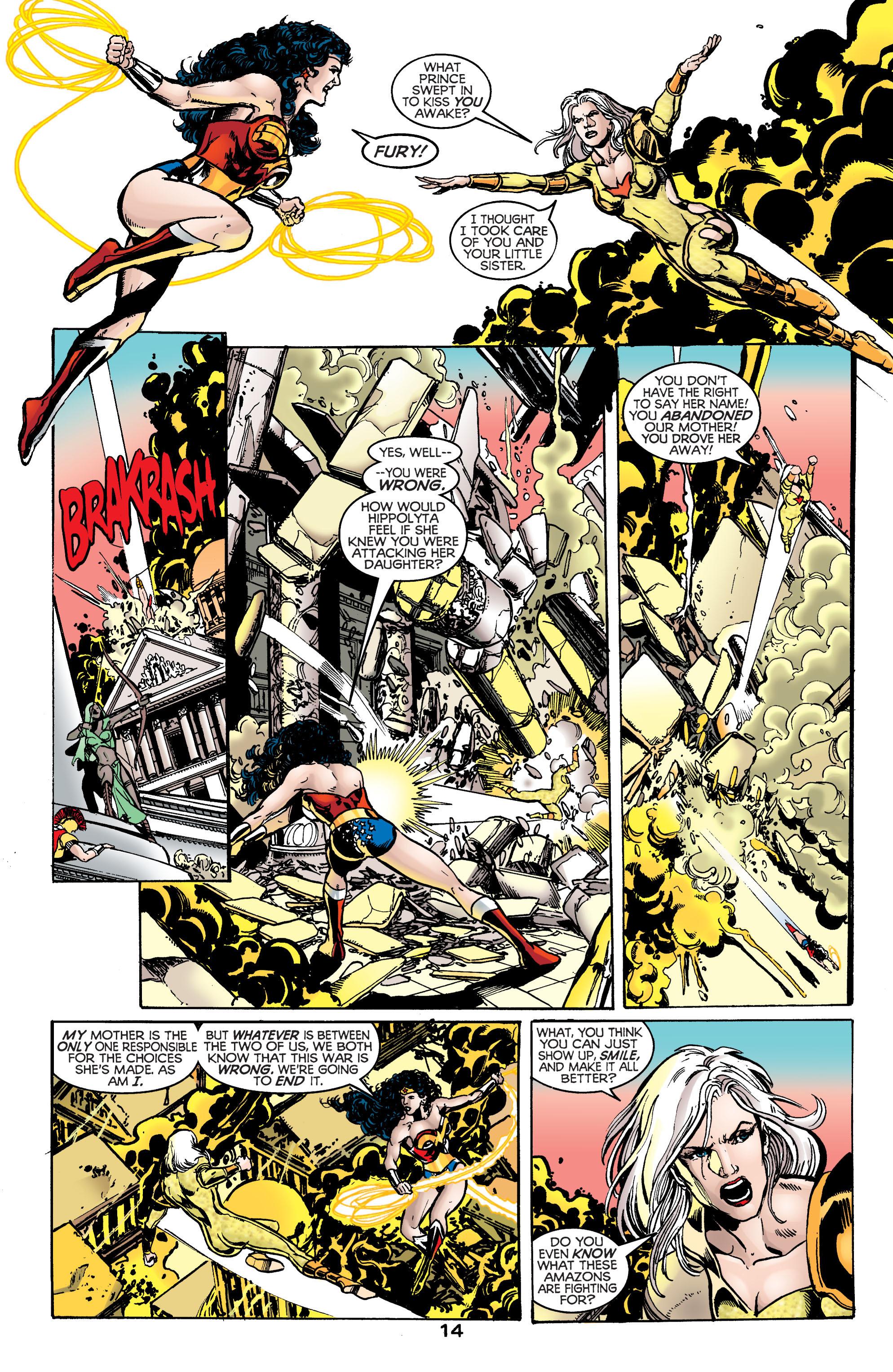 Read online Wonder Woman (1987) comic -  Issue #169 - 15
