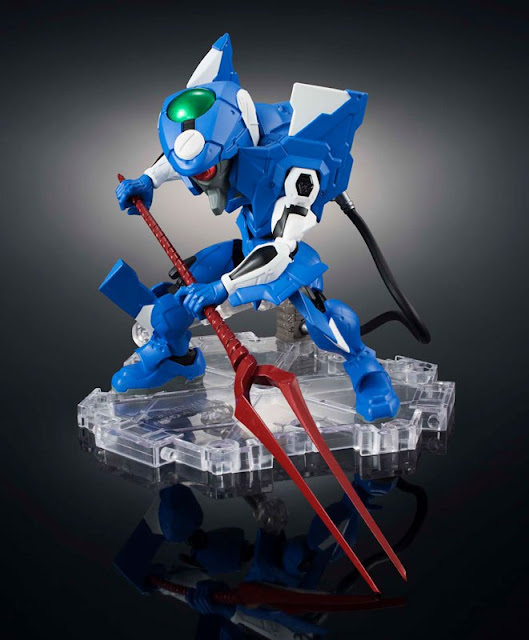 "Nxedge Eva-00 Prototype Kai TV Ver. de ""Neon Genesis Evangelion"" - Tamashii Nations"
