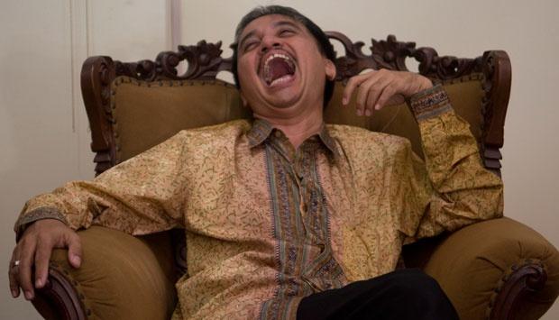Reaksi Roy Suryo Ditanya Belum Kembalikan Barang Negara