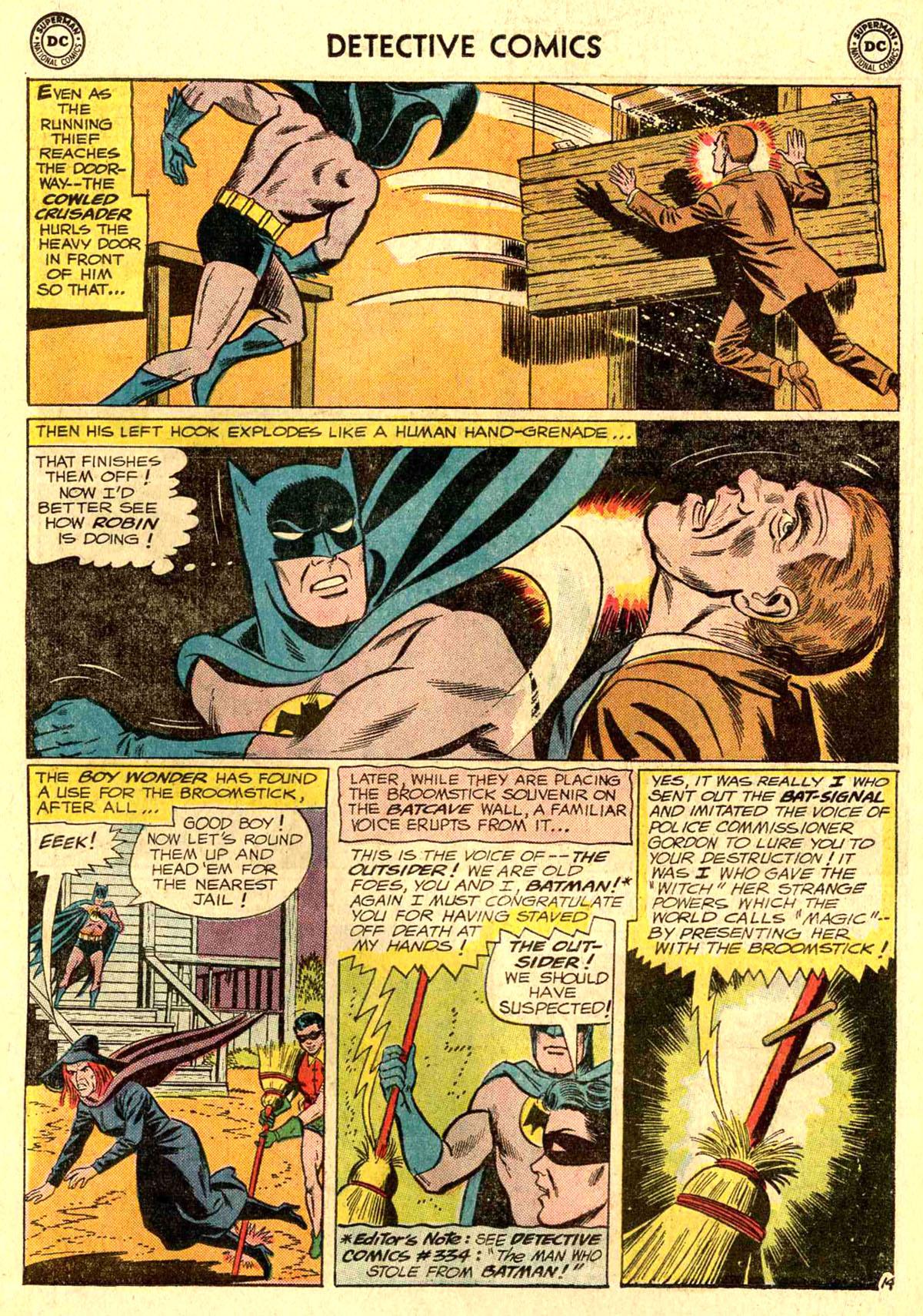 Detective Comics (1937) 336 Page 17