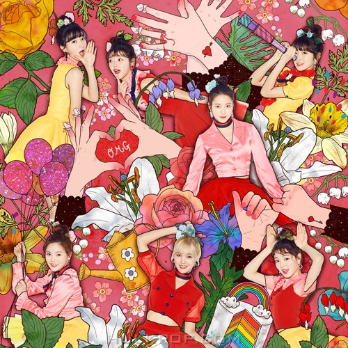OH MY GIRL – COLORING BOOK – EP (FLAC + ITUNES PLUS AAC M4A)