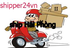 Giá shipper hàng tại Hải Phòng 2017