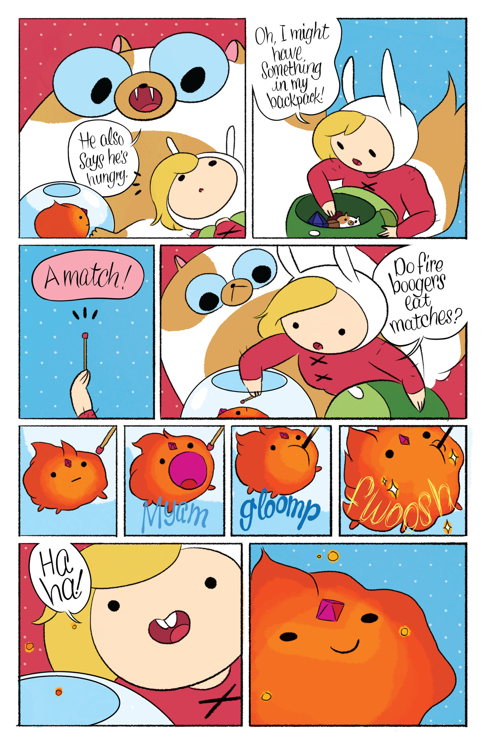 Read online Adventure Time with Fionna & Cake comic -  Issue #2 - 20