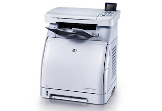 HP Color LaserJet CM1017 Driver & Software Download