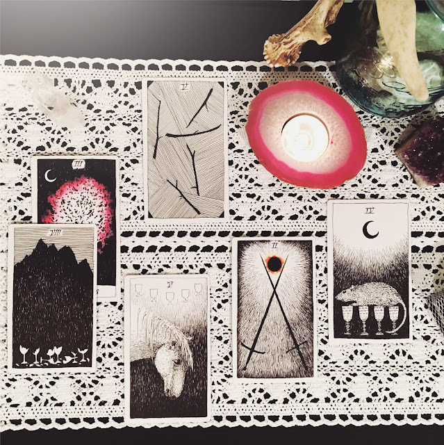 The Wild Unknown Tarot Spread