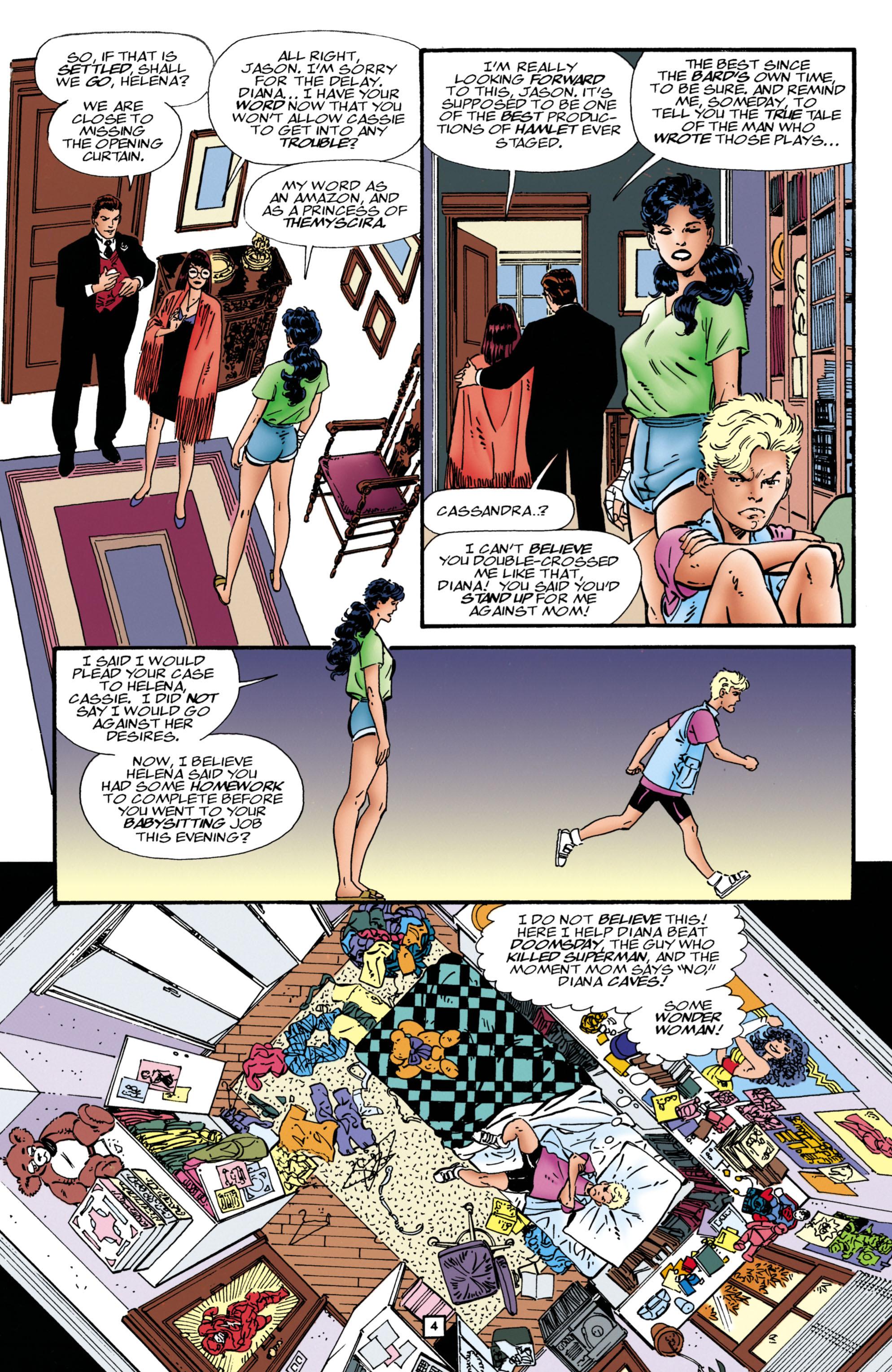 Read online Wonder Woman (1987) comic -  Issue #113 - 5
