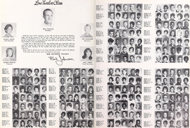 KAMALA HARRIS Says Schools in Berkeley Weren't Integrated When She Was a Kid — But Yearbook Pictures Prove She's Lying