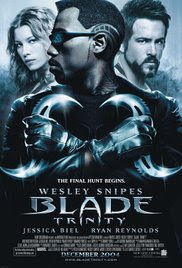 Blade: Trinity Poster