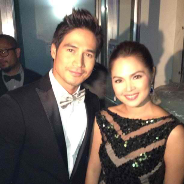 Piolo Pascual, Judy Ann Santos Reunited At ABS-CBN Trade