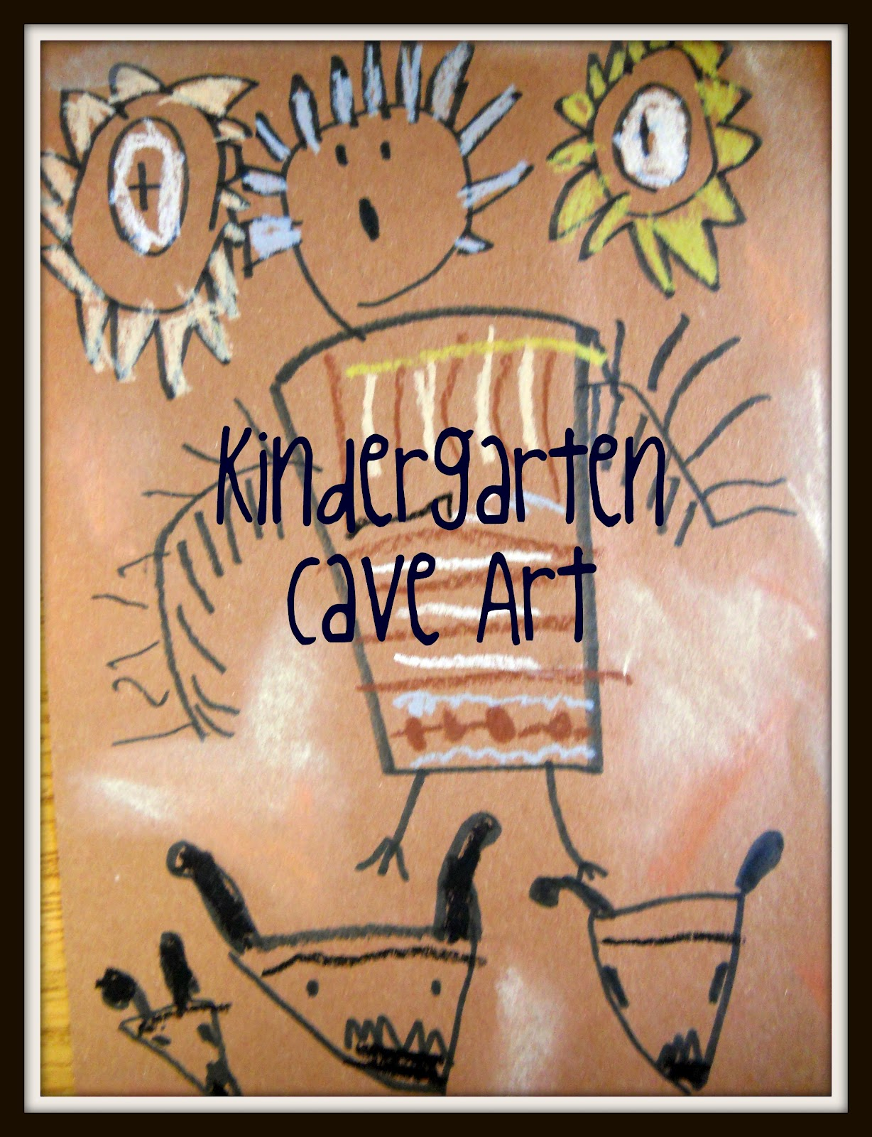 The Elementary Art Room Cave Art
