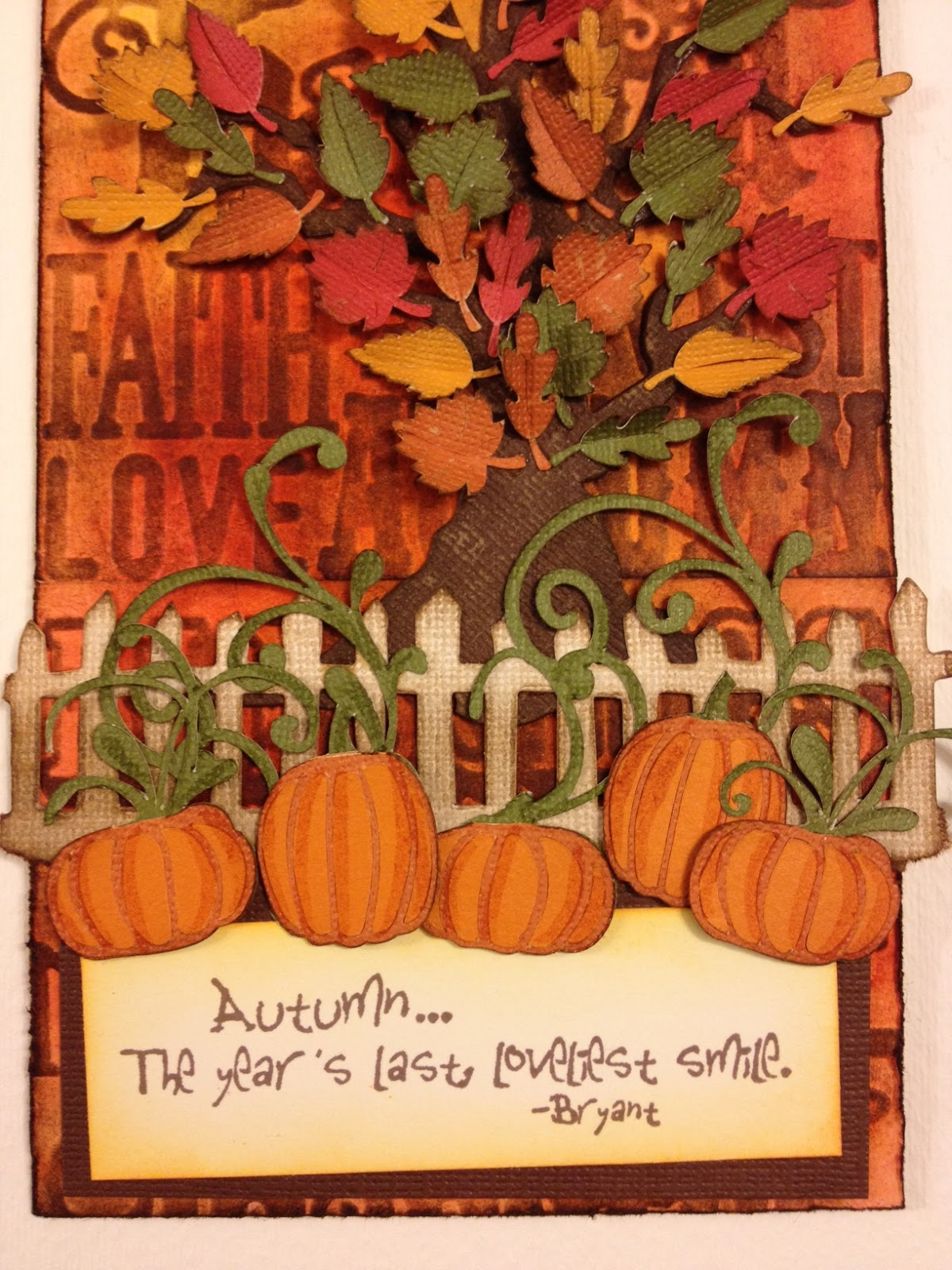 From My Art 2 Yours: Happy Fall Y'all
