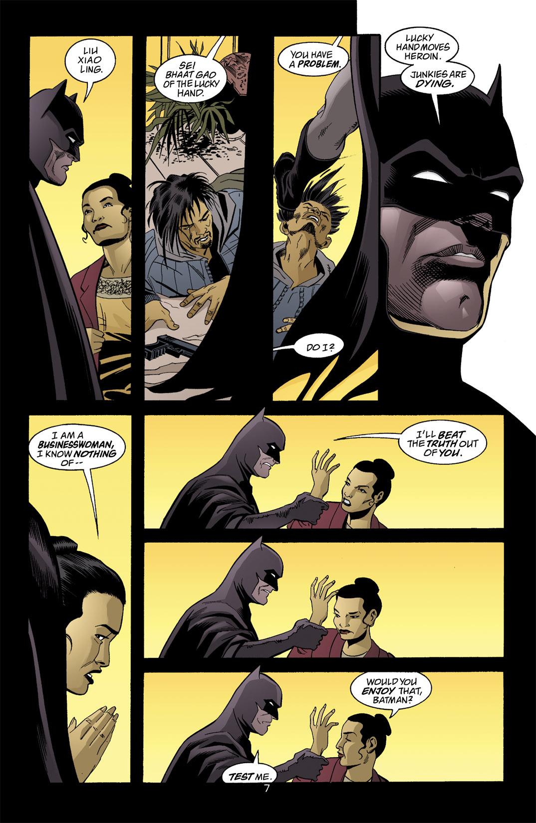 Detective Comics (1937) 769 Page 7