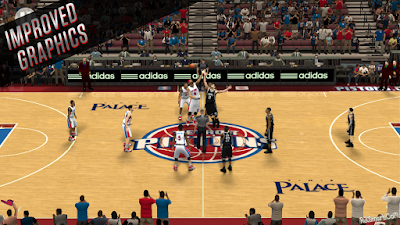 NBA 2K16 v0.0.29 Mod Apk (Infinite Money)